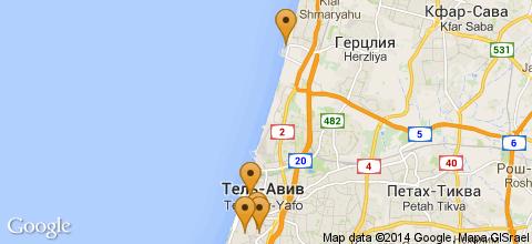 Отели Тели-Авива